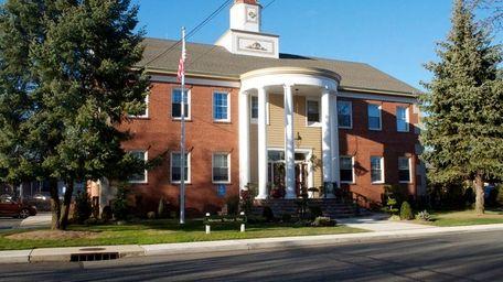 Malverne's Village Hall sits at 99 Church St.,