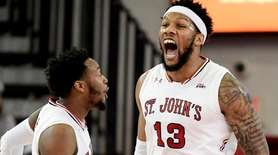 St. John's, fresh off a win over Marquette