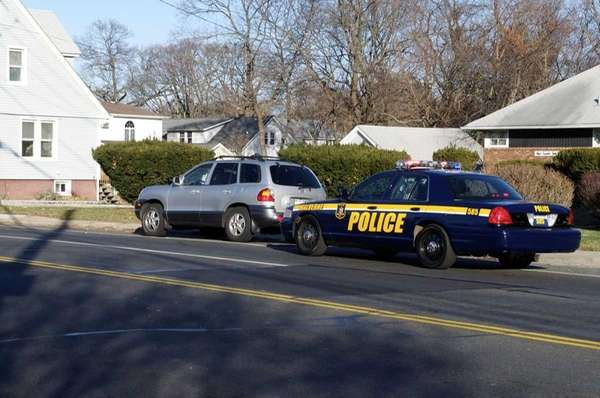 The Village of Malverne has its own police