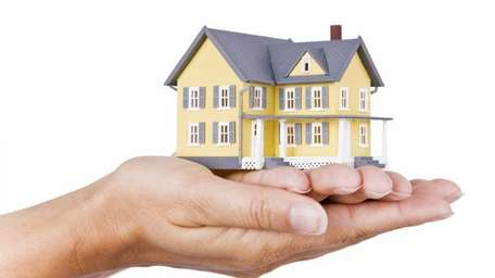 Keywords: Human Hand, Mortgage Document, Residential Structure, House,