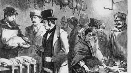 A Victorian scene