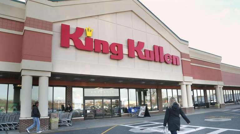 Stop & Shop says it will acquire King