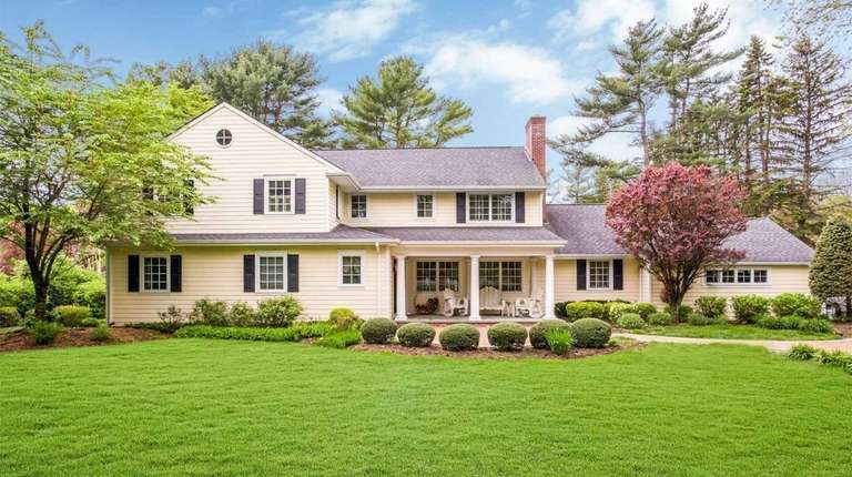 This Colonial is listed for $1.475 million.