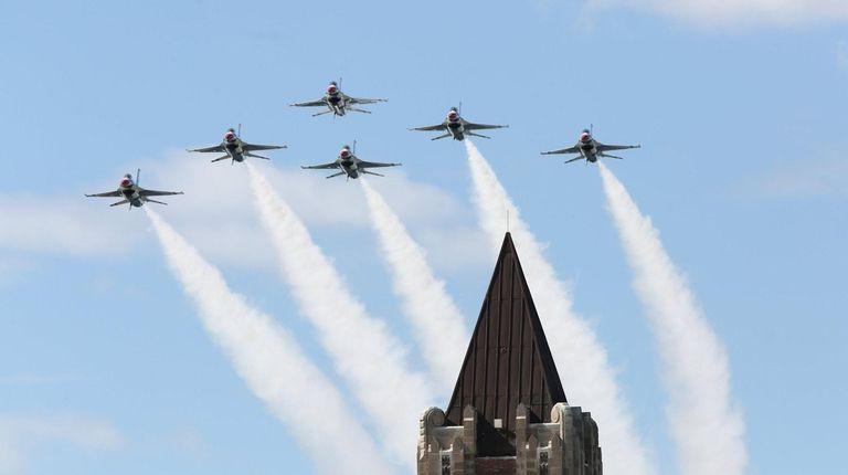 U S  Air Force Thunderbirds to headline 2019 Bethpage Air