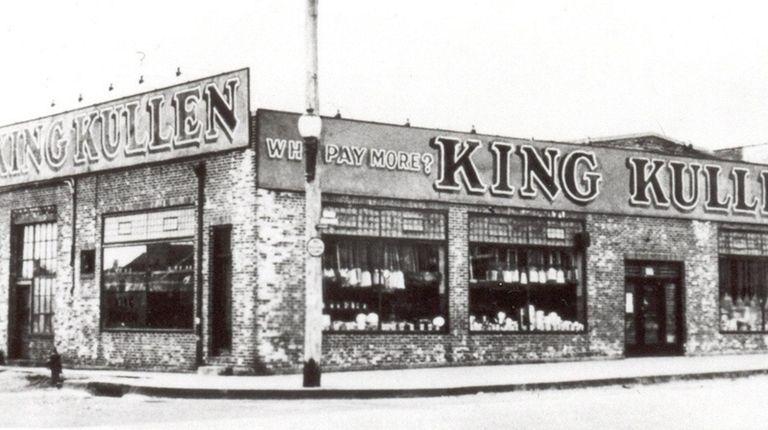 Stop & Shop will buy King Kullen, a Long Island supermarket