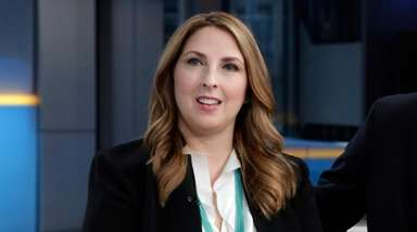 Ronna McDaniel, chairwoman of the Republican National Committee,