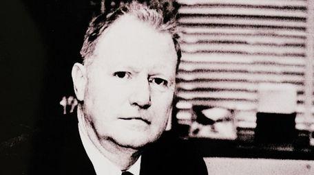 Walter G. O'Connell, who was principal of Copiague