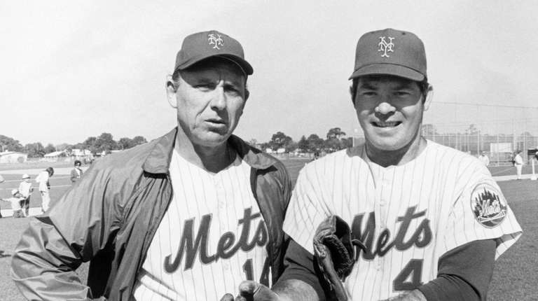 Gil Hodges' platooning worked wonders for 1969 Mets | Newsday