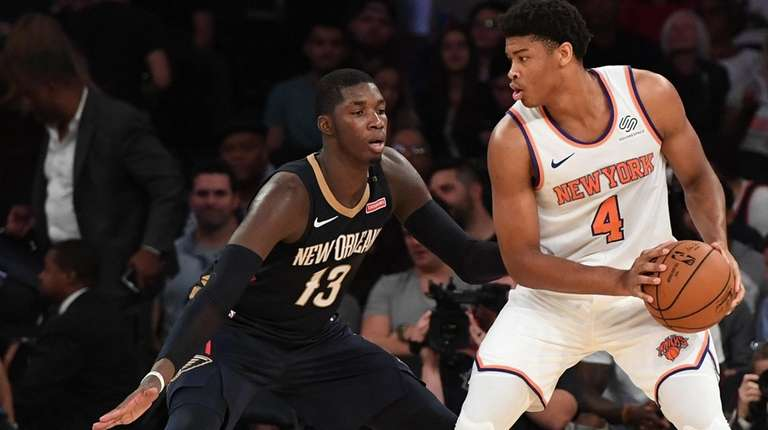 An Ongoing Journey For Cheick Diallo Newsday
