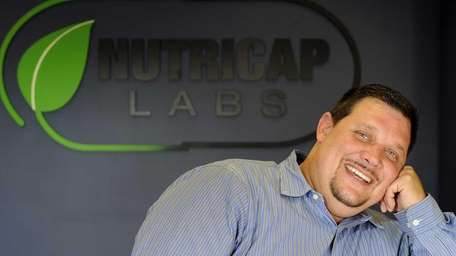 Jason Provenzano, founder and president of Nutricap Labs.