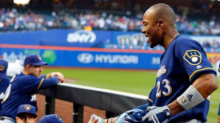 Image result for keon broxton mets