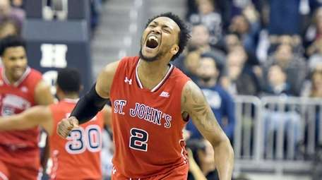 Shamorie Ponds #2 of the St. John's Red