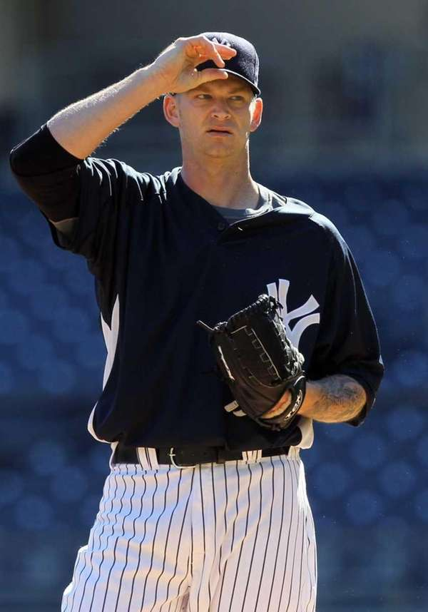 A.J. Burnett will work with new Yankees pitching