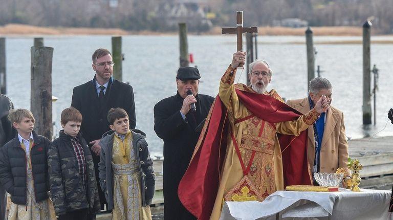 Demetrios Calogredes, father of the Greek Orthodox Church