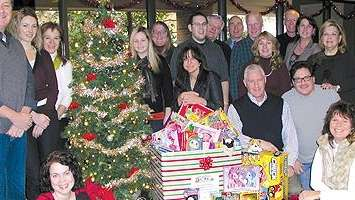 SMM toy drive