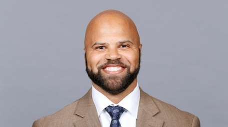 This is a 2018 photo of Kris Richard