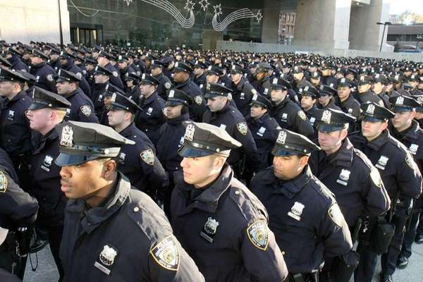 Academy Recruits Poised To Join Nypd Newsday