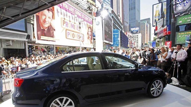 The 2011 Volkswagen Jetta is one of three