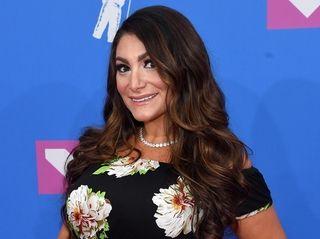 Deena Cortese attends the MTV Video Music Awards