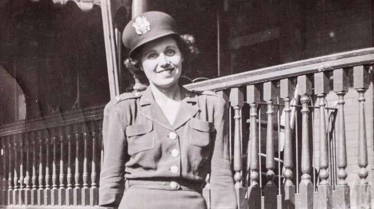 Lt. Mary Galterio, seen in 1941.