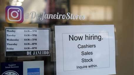 Hiring improved nationwide in December; Long Island-specific data
