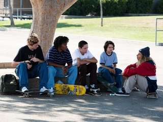Jonah Hill's directorial debut is a skate-culture period