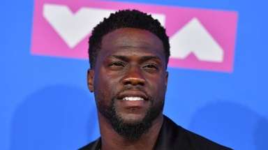Kevin Hart attends the 2018 MTV Video Music