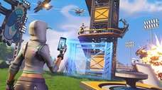 Fortnite, from developer Epic Games, is the most