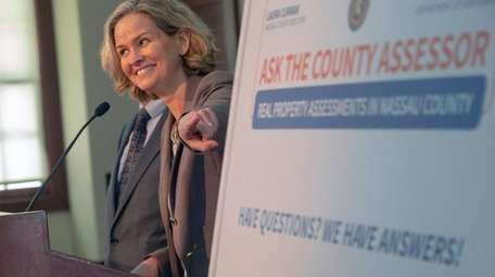 Nassau County Executive Laura Curran discusses the new