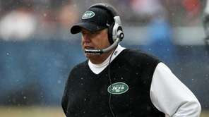 Jets head coach Rex Ryan hasn't decided whether