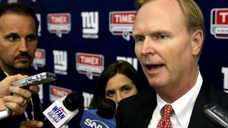 File photo of Giants owner John Mara.