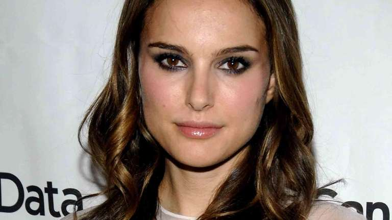 Natalie Portman attends the FINCA 25th Anniversary gala