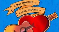 Tommy Emmanuel and John Knowles'