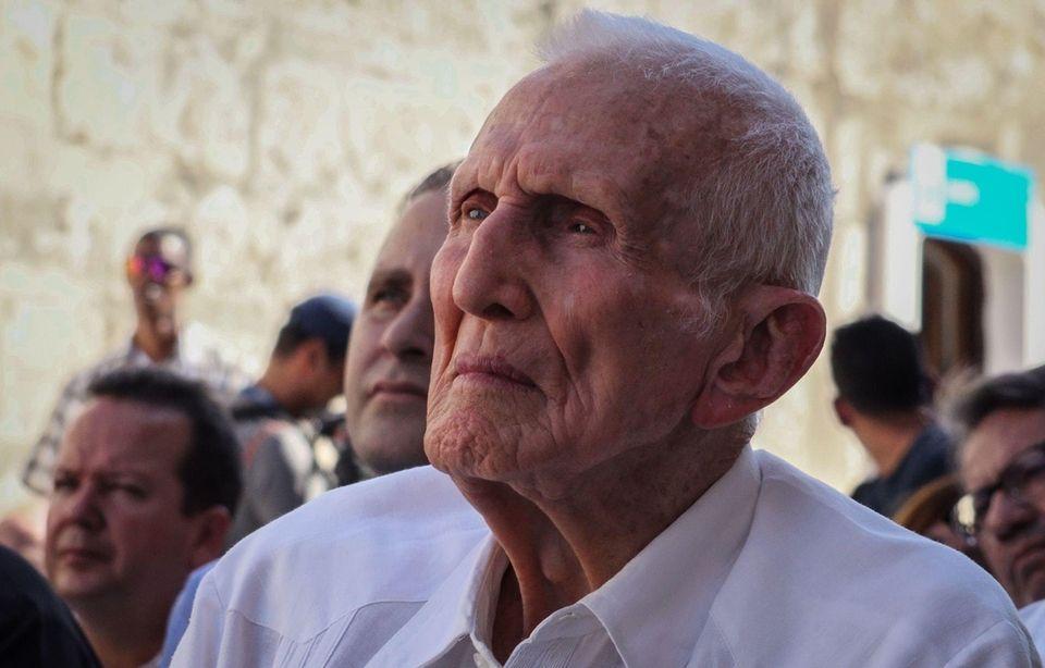 José Ramón Fernández, a retired Cuban brigadier general