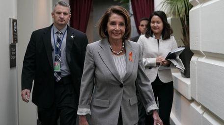 Speaker of the House Rep. Nancy Pelosi (D-CA)