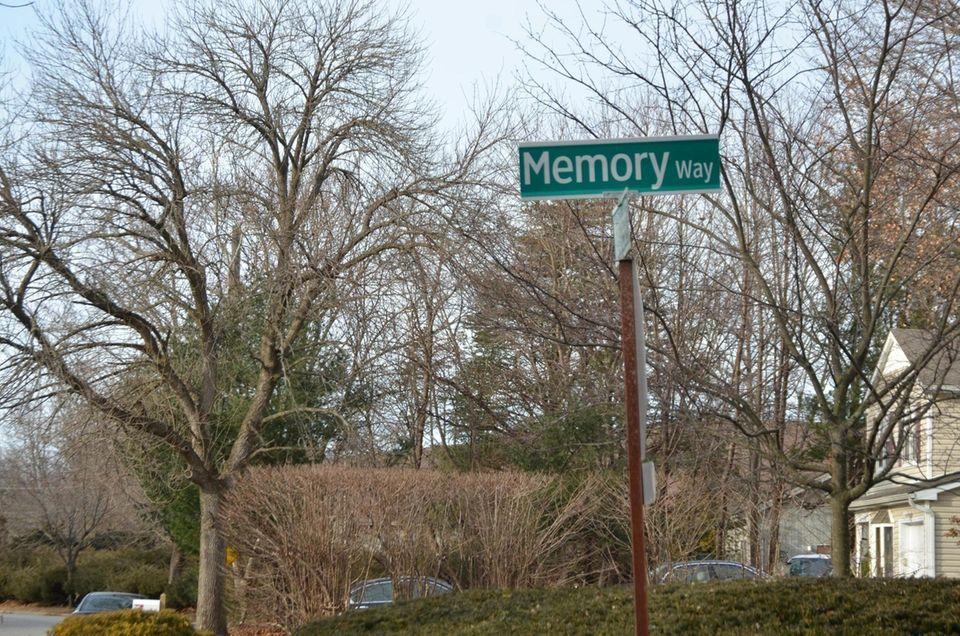 You can take a walk down Memory Lane