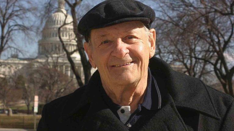 Saul Friedman, who was Newsday's