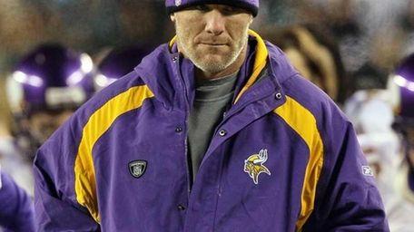 The sister of former Vikings quarterback Brett Favre,