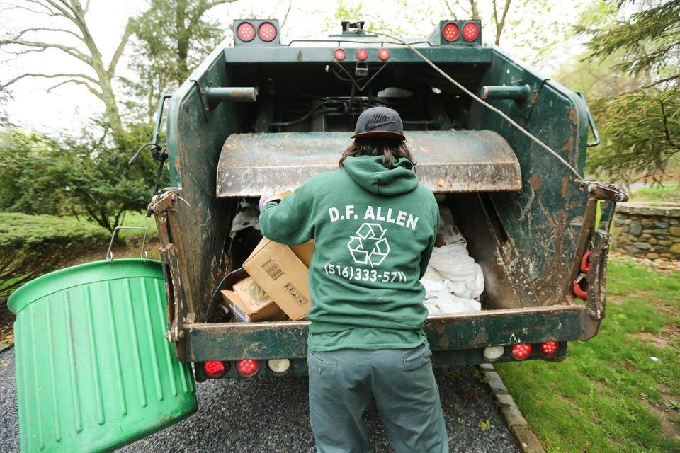 Zak Allen of Westbury-based Daniel F. Allen &
