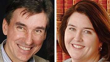 Kevin C. Horton and Kathleen Deegan Dickson have