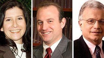 Sheryl Buro, Gary Thayer and Jim Morgo.