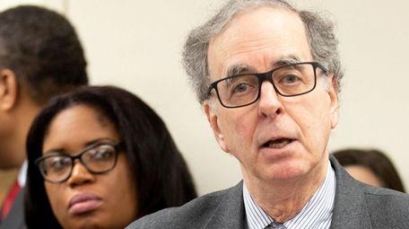 Suffolk County Health Commissioner Dr. James Tomarken talks
