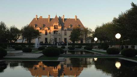 The Oheka Castle in Huntington. (Oct. 27, 2009)