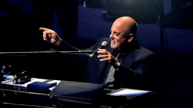 Billy Joel will become the first artist inducted