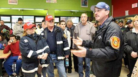 John Searing, Suffolk Deputy Commissioner of Fire Rescue