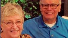 Stan and Ruth Coppola of Valley Stream celebrated