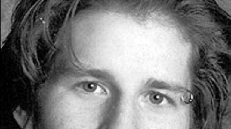 Christopher Tierney, the stunt man who fell from