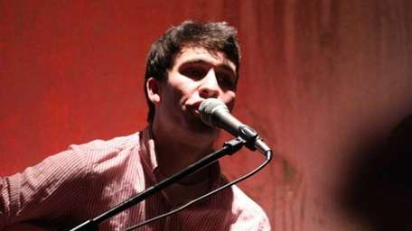 The Cup Coffeehouse, in Wantagh, has open mic