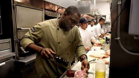 Bynum, who ran the kitchens at Tellers in