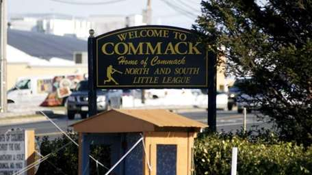 Commack is a hamlet in the Town of